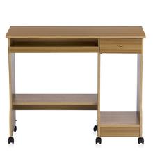 Nilkamal Zenith Computer Table - Teak