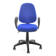 Nilkamal Finesse Office Chair - Blue