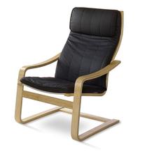 Occasional Chair Baker - @home Nilkamal,  black