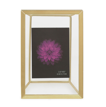 Wall Medium Photo Frame - @home by Nilkamal, Gold