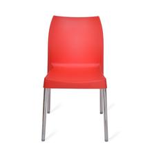 Novella 07 Chair - @home Nilkamal,  red