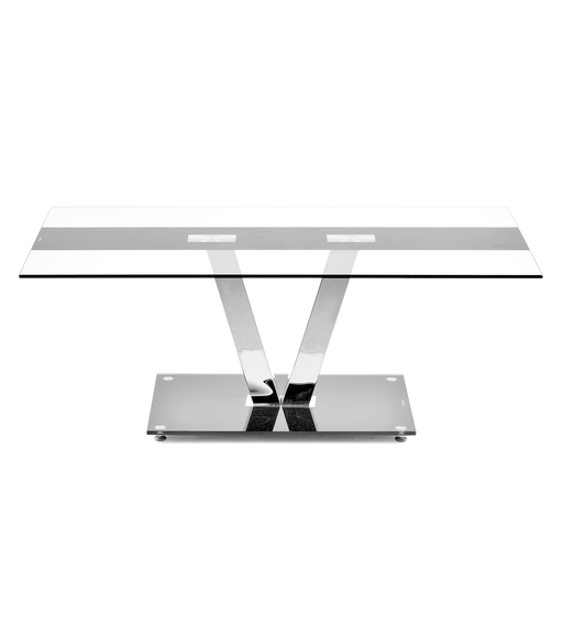 Brady Center Table - @home By Nilkamal,  black