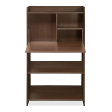 Stark Study Table - @home by Nilkamal, Dark Walnut