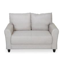 Etios 2 Seater Sofa - @home by Nilkamal, Cool Grey