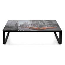 Nilkamal New York Center Table, Black