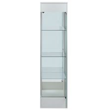 Nilkamal Macario Display Cabinet, White