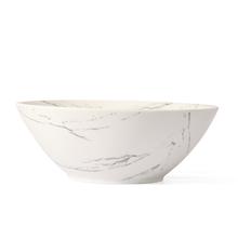Marble Collection 11.5 cm Veg Bowl - @home by Nilkamal, White