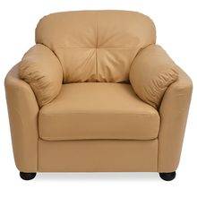 Hawaii 1 Seater Sofa -@home by Nilkamal,  beige